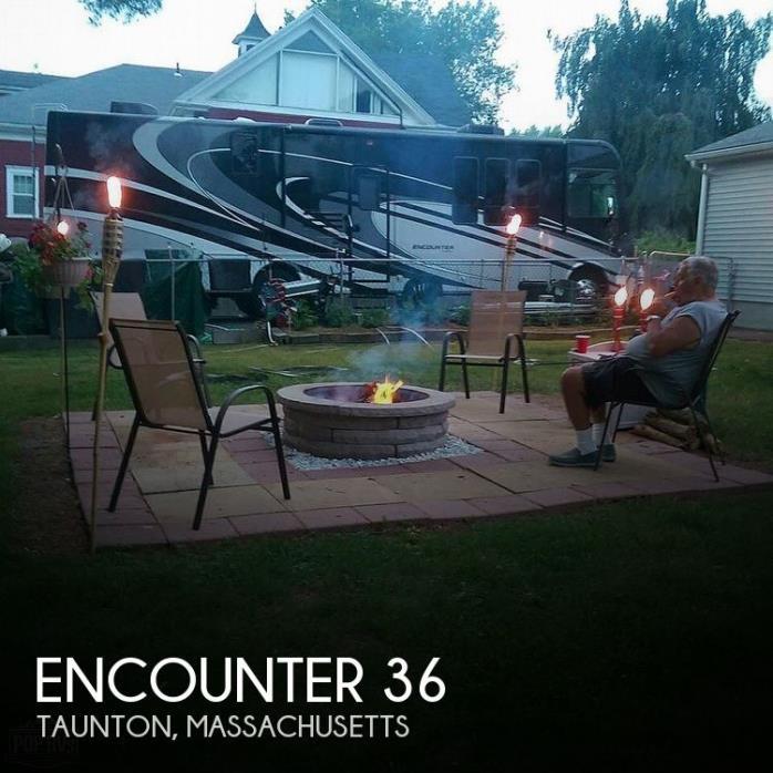 2013 Coachmen Encounter 36