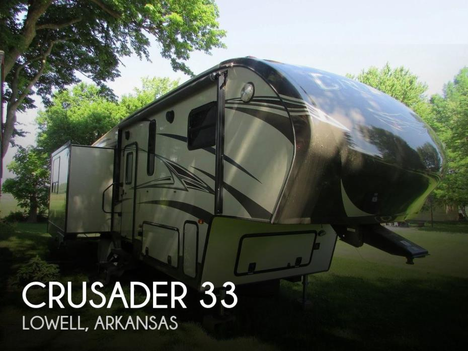 2016 Forest River Crusader M-294 RLT