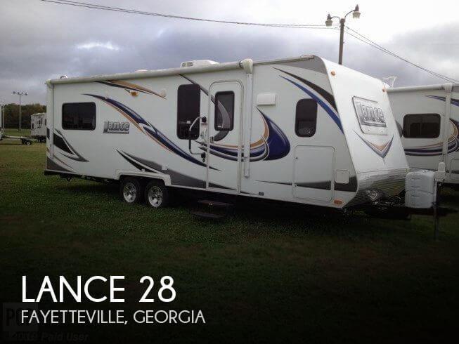 2012 Lance Lance 2385