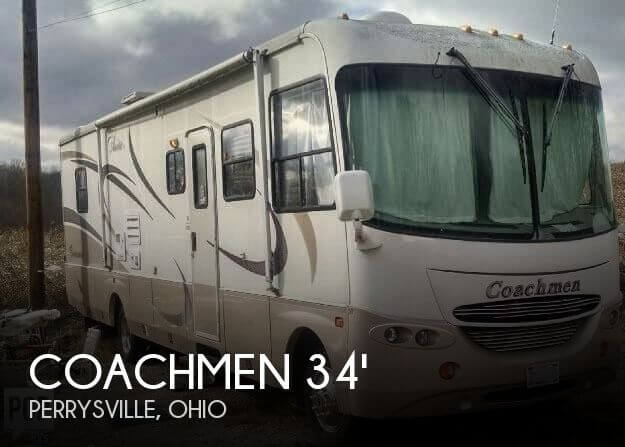 2004 Coachmen Coachmen Aurora 3480DS