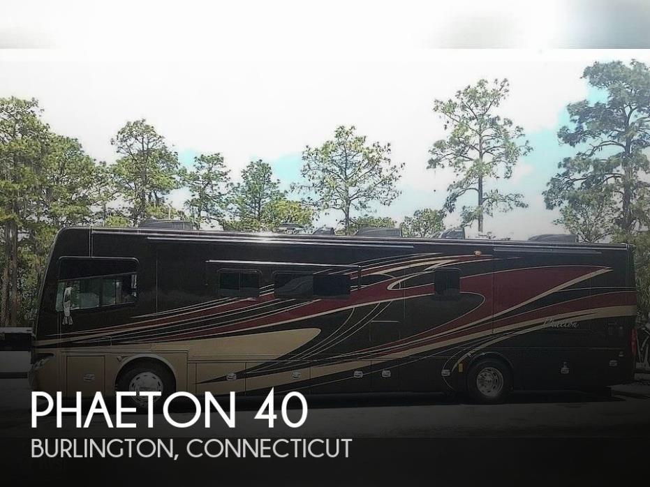 2014 Tiffin Phaeton 40QTH
