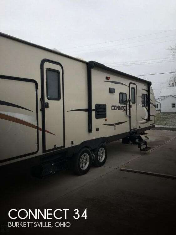 2016 KZ Connect 322 BHS