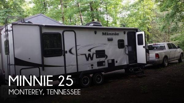 2018 Winnebago Minnie 2500 FL