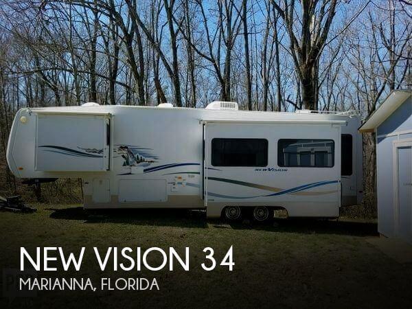2004 KZ New Vision 34