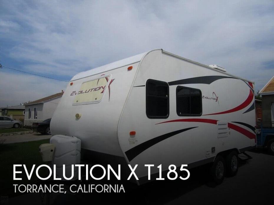 2015 Eclipse Evolution X T185