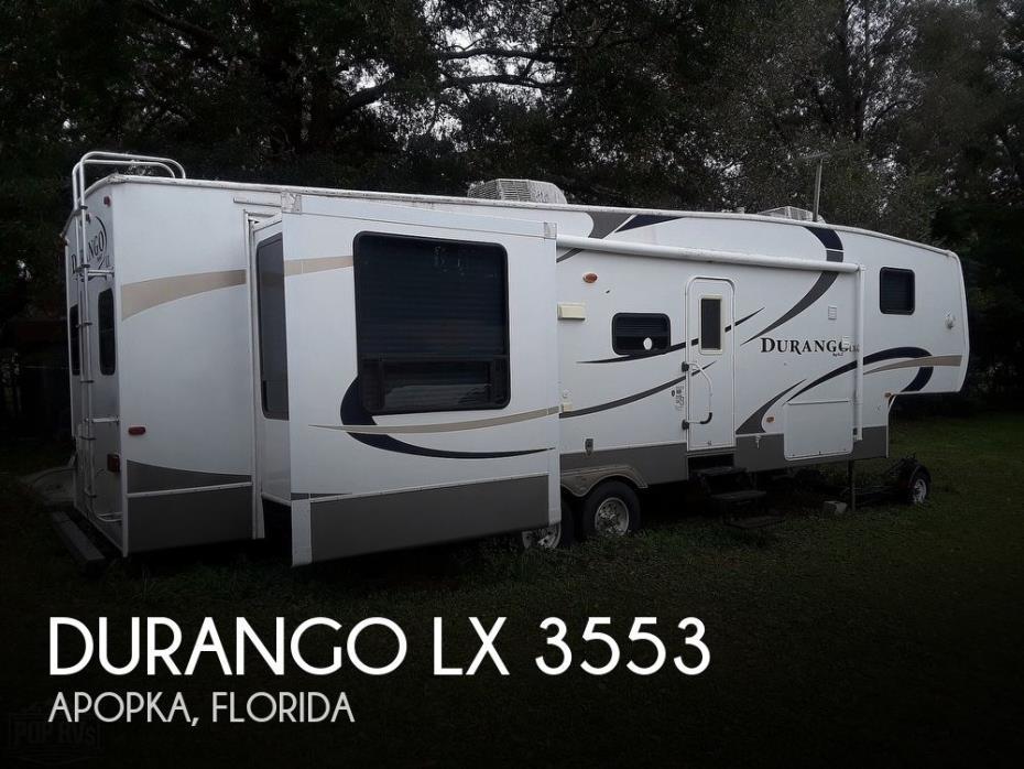 2008 KZ Durango LX 3553