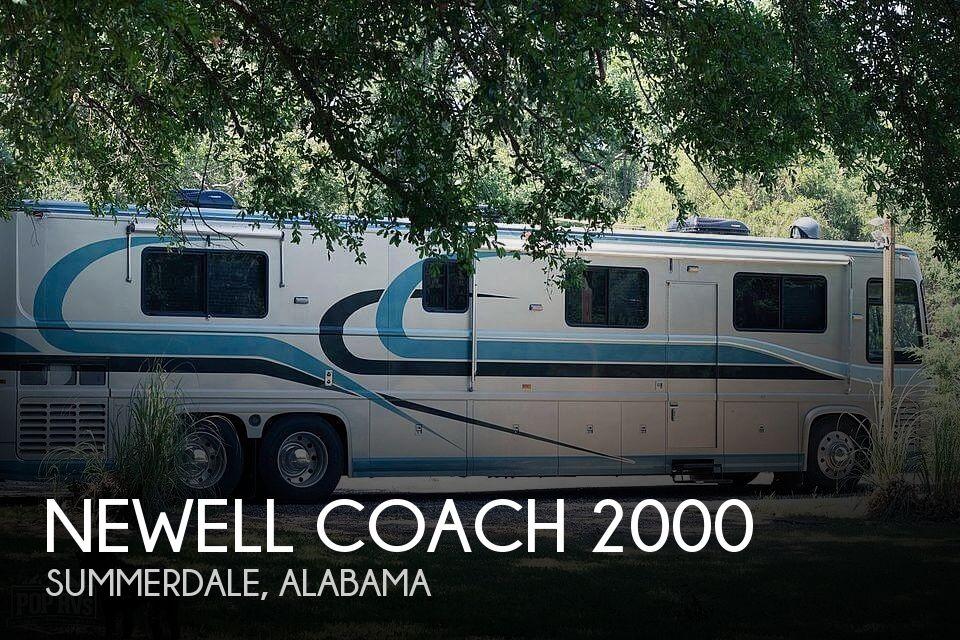 1994 Newell Coach 2000