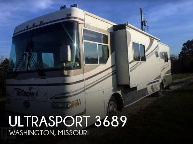 2001 Damon Ultrasport 3689