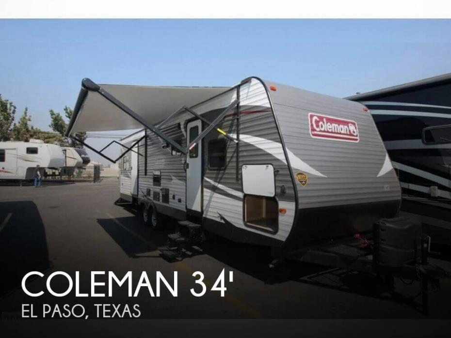 2018 Dutchmen Coleman Lantern 300 Tq