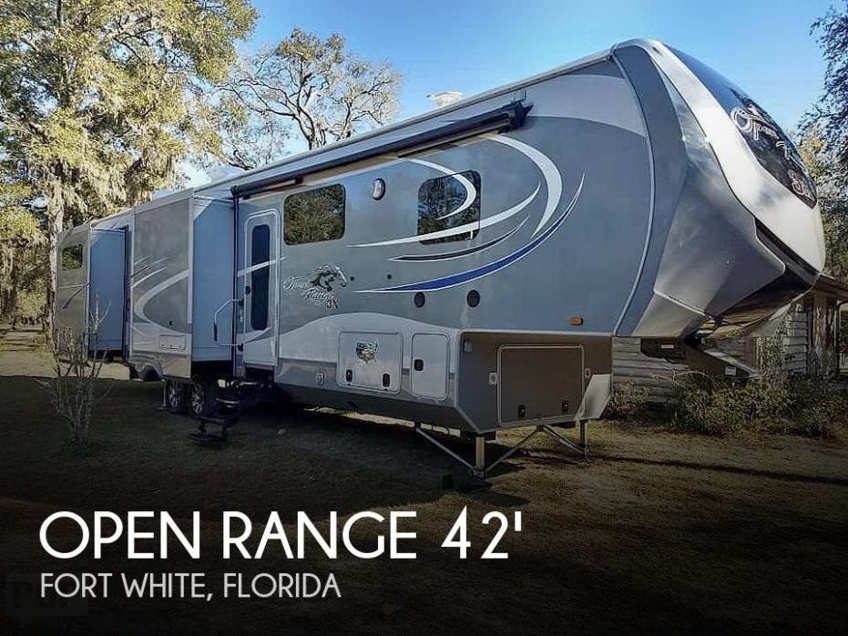 2017 Open Range Open Range 3X 427BHS