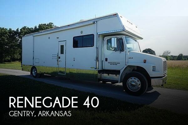 2003 Harney Coach Works Renegade 40