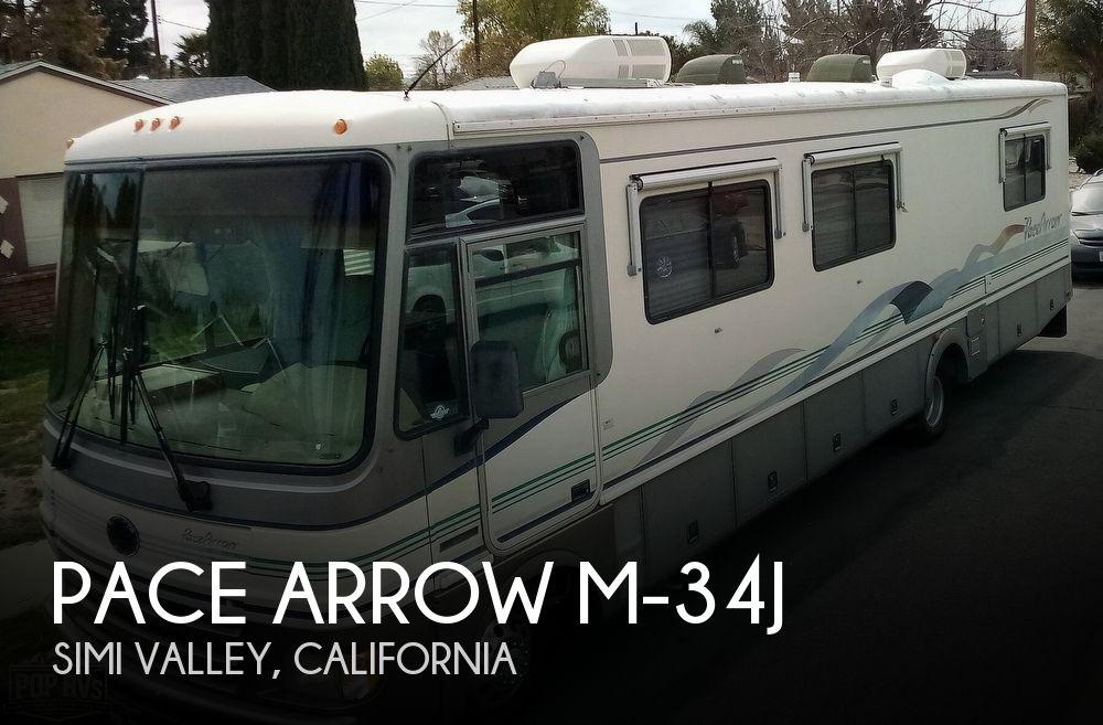 1996 Fleetwood Pace Arrow 34J