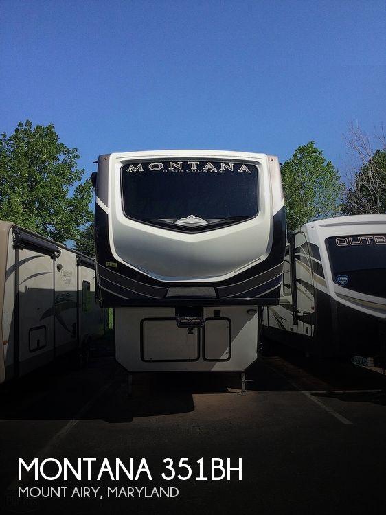 2021 Keystone Montana 351bh