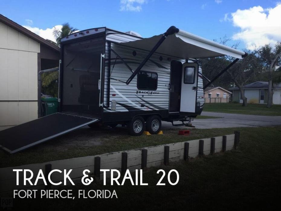 2016 Gulf Stream Track & Trail 20