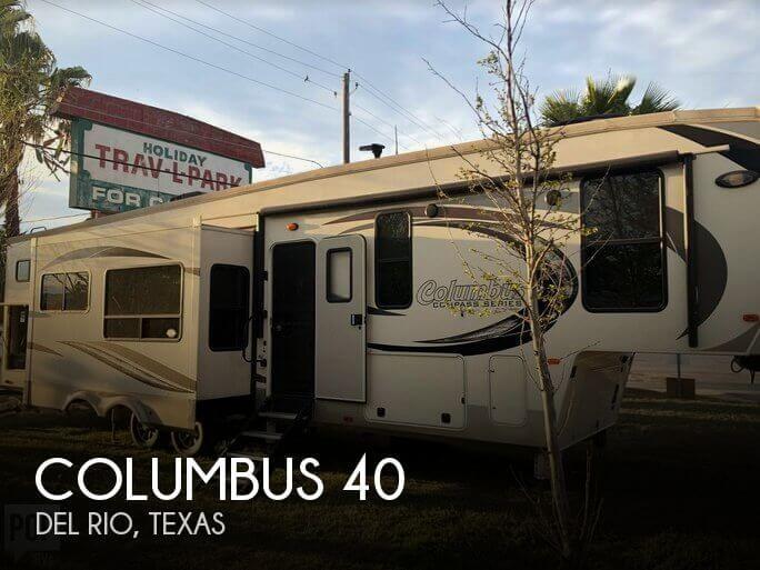 2017 Palomino Columbus 377MB