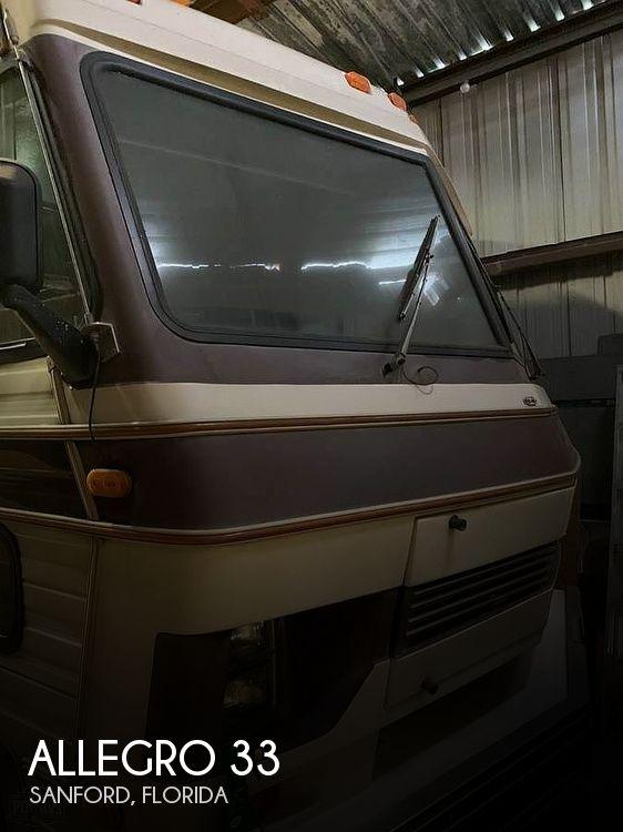 1988 Tiffin Allegro 33