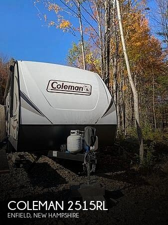 2019 Dutchmen Coleman 2515RL
