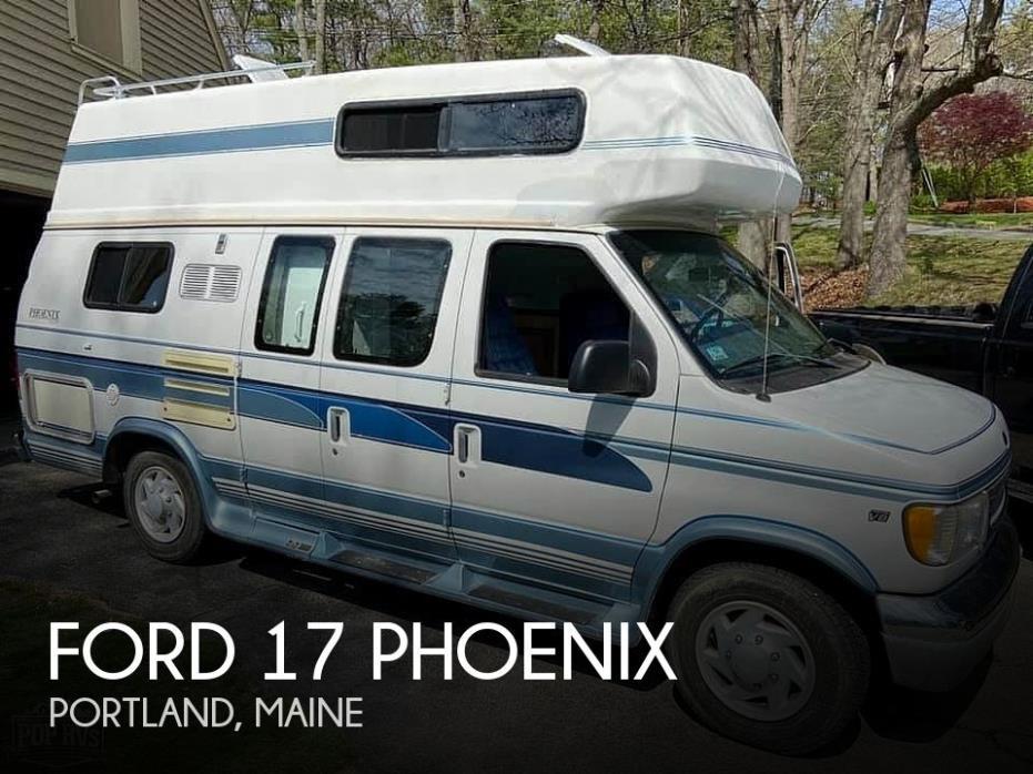 1998 Ford 17 Phoenix