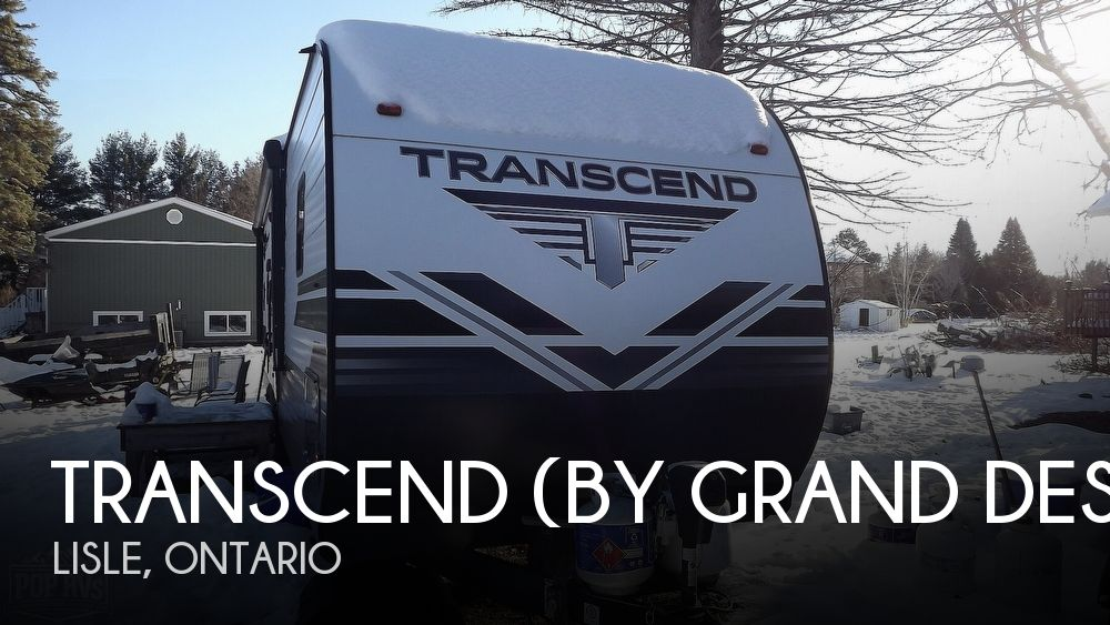 2019 Transcend (By Grand Design) 29TBS