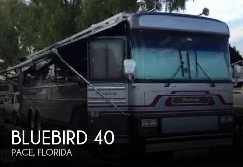 1991 Bluebird Bluebird 40