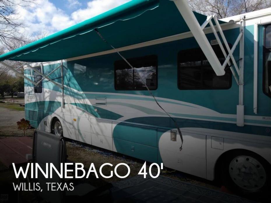 2000 Winnebago Ultimate Freedom 40