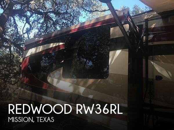 2012 Redwood RV Redwood RW36RL