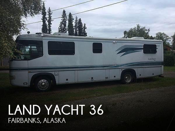 1995 Airstream Land Yacht 36