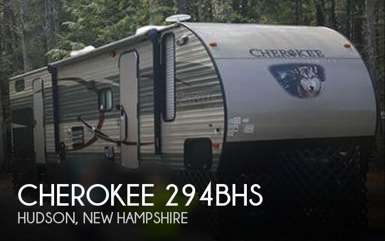 2016 Forest River Cherokee 294bhs
