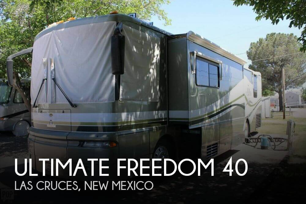 2002 Winnebago Ultimate Freedom 40WD