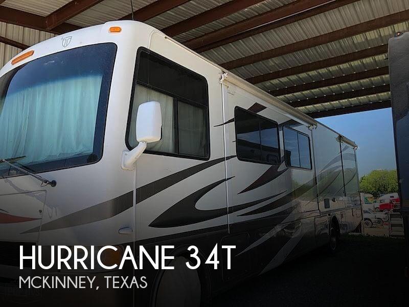 2012 Thor Motor Coach Hurricane 34T