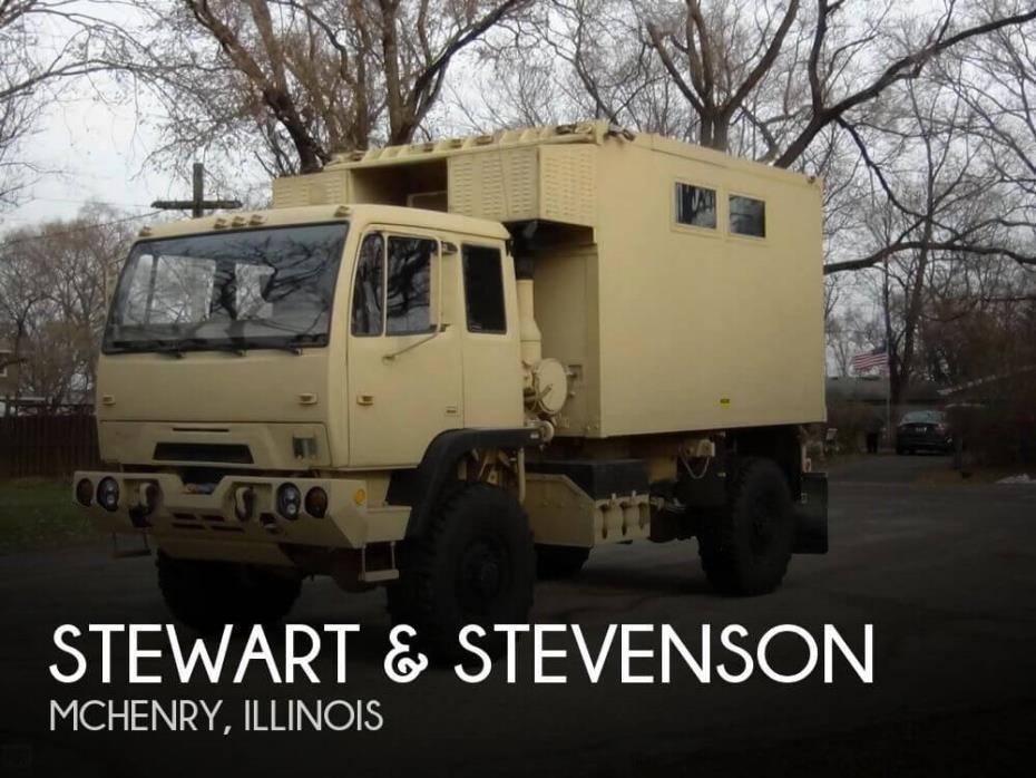 1998 Stewart & Stevenson M-1079