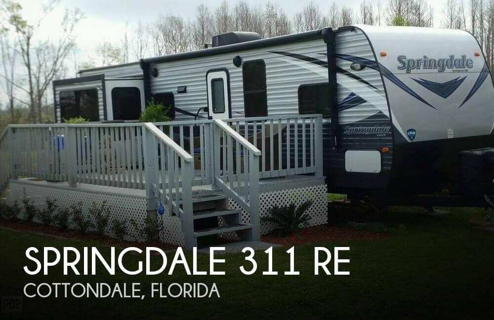 2018 Keystone Springdale 311 RE