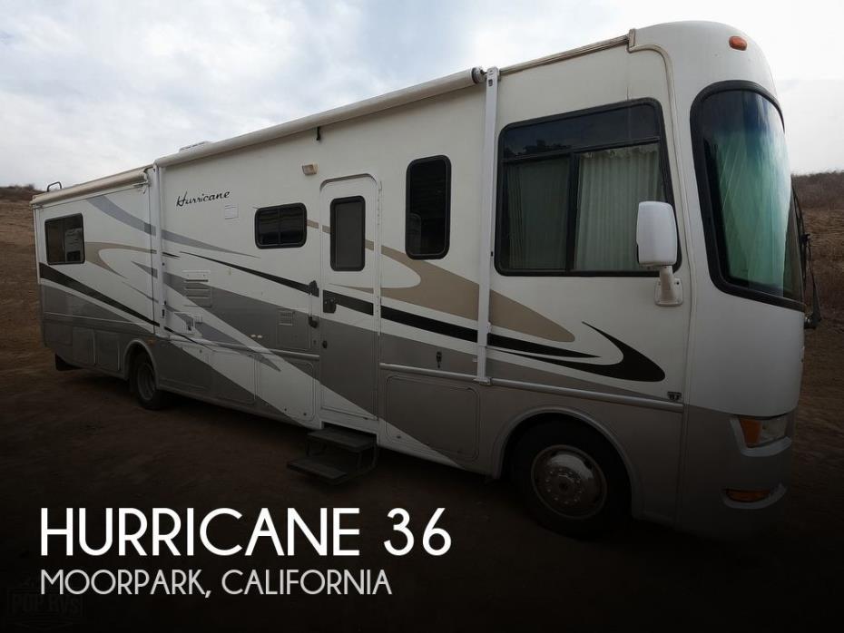 2008 Four Winds Hurricane 34S