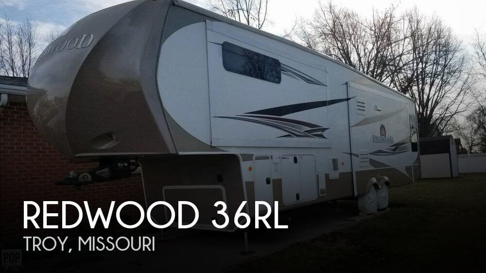 2013 Redwood RV Redwood 36RL