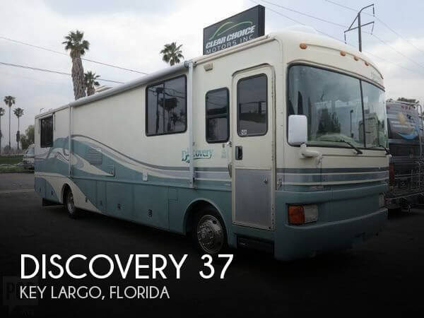 1996 Fleetwood Discovery 37