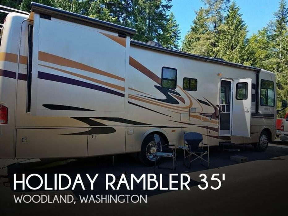 2008 Holiday Rambler Admiral 35SFD