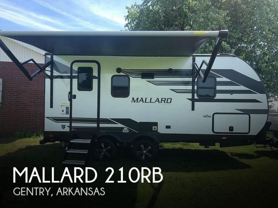 2021 Heartland Mallard 210RB