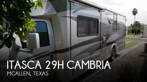 2008 Winnebago Itasca 29H Cambria