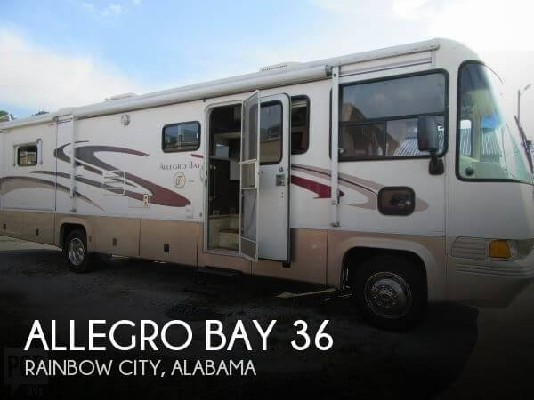 2000 Tiffin Allegro Bay 36