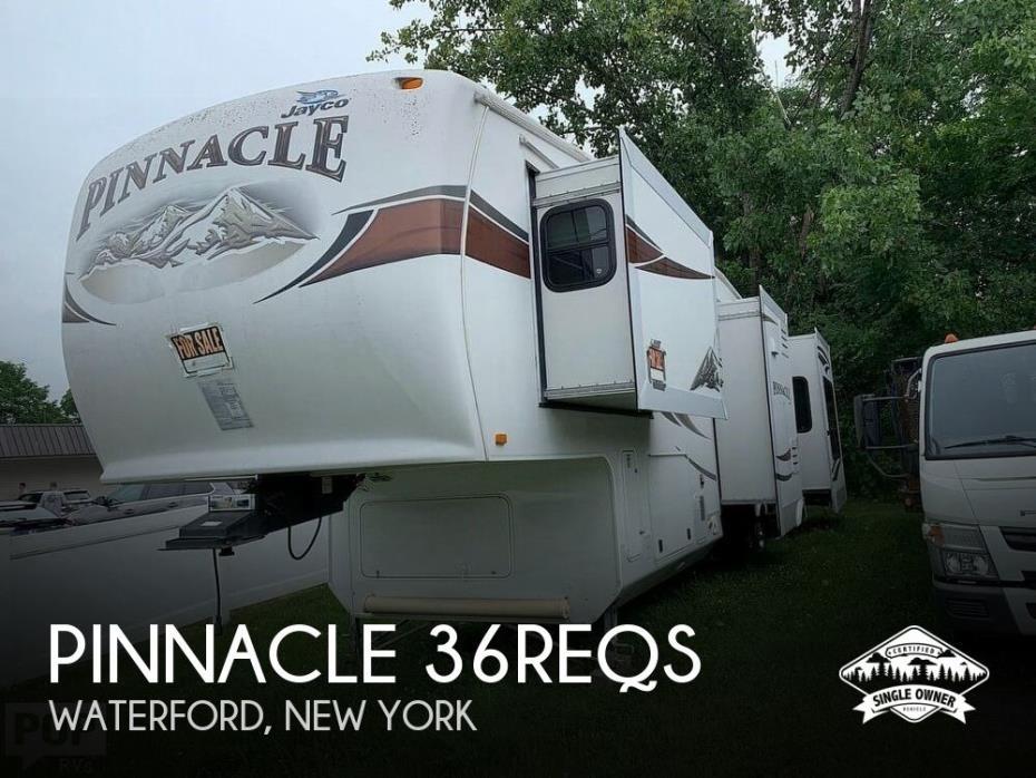 2012 Jayco Pinnacle 36REQS