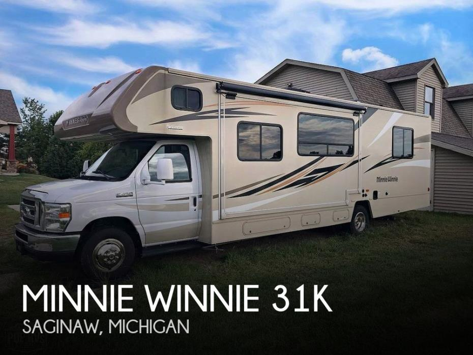 2017 Winnebago Minnie Winnie 31K