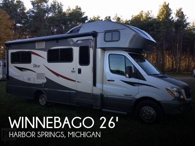 2016 Winnebago Winnebago View WM524J