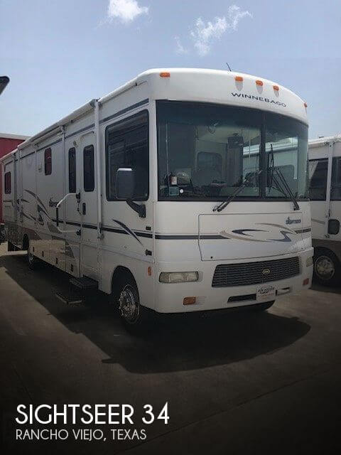 2005 Winnebago Sightseer 34