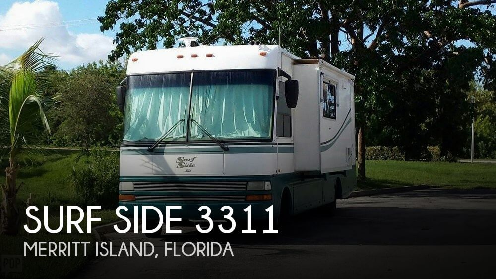 2001 Pacific Coachworks Surf Side 3311
