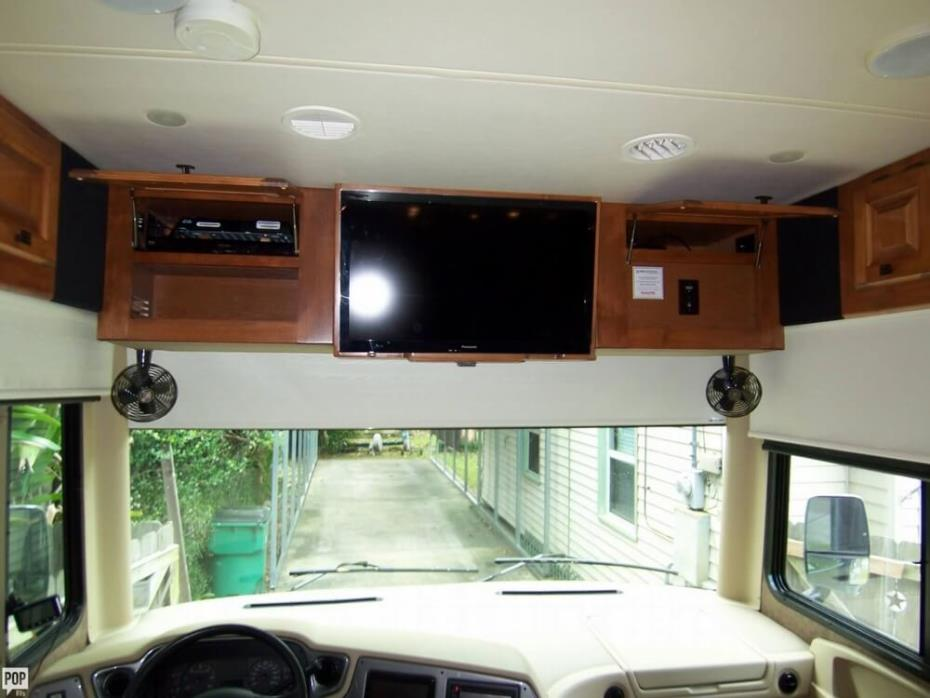 2014 Tiffin Allegro Tiffin 35 QBA Class A Bunk Coach, 23