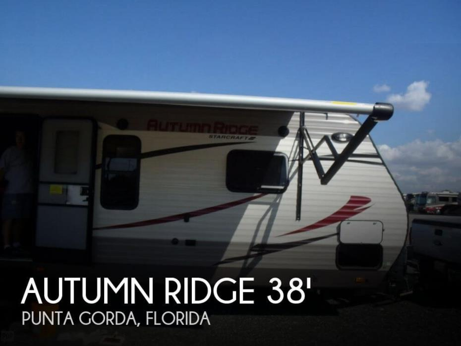2016 Starcraft Autumn Ridge 346 RESA