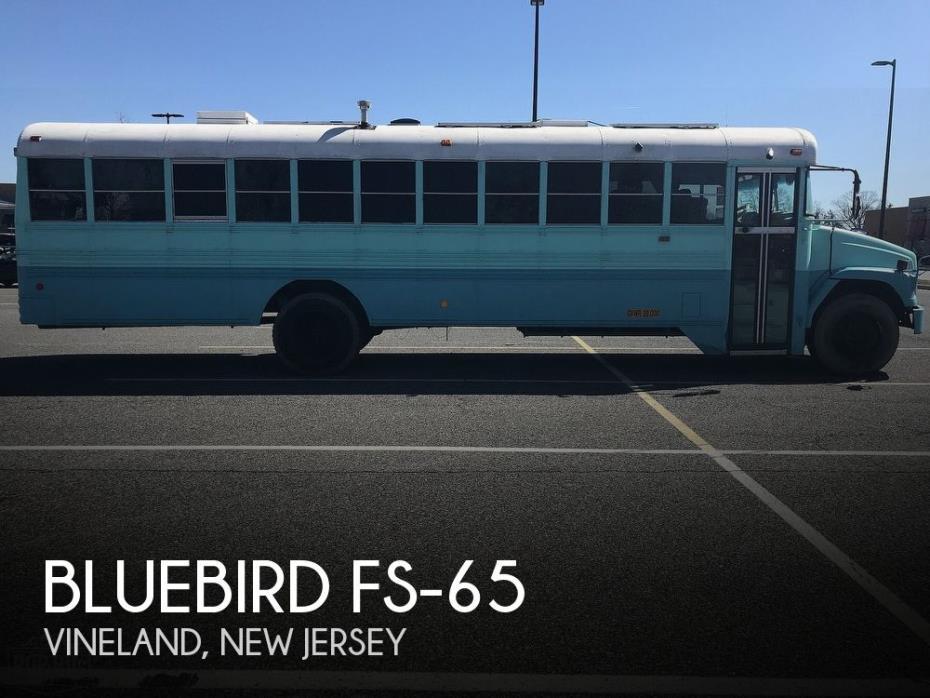 2002 Bluebird Bluebird FS-65