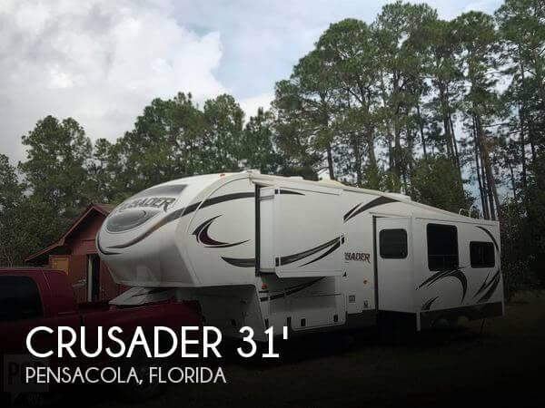 2013 Prime Time Crusader CSF 295 RST