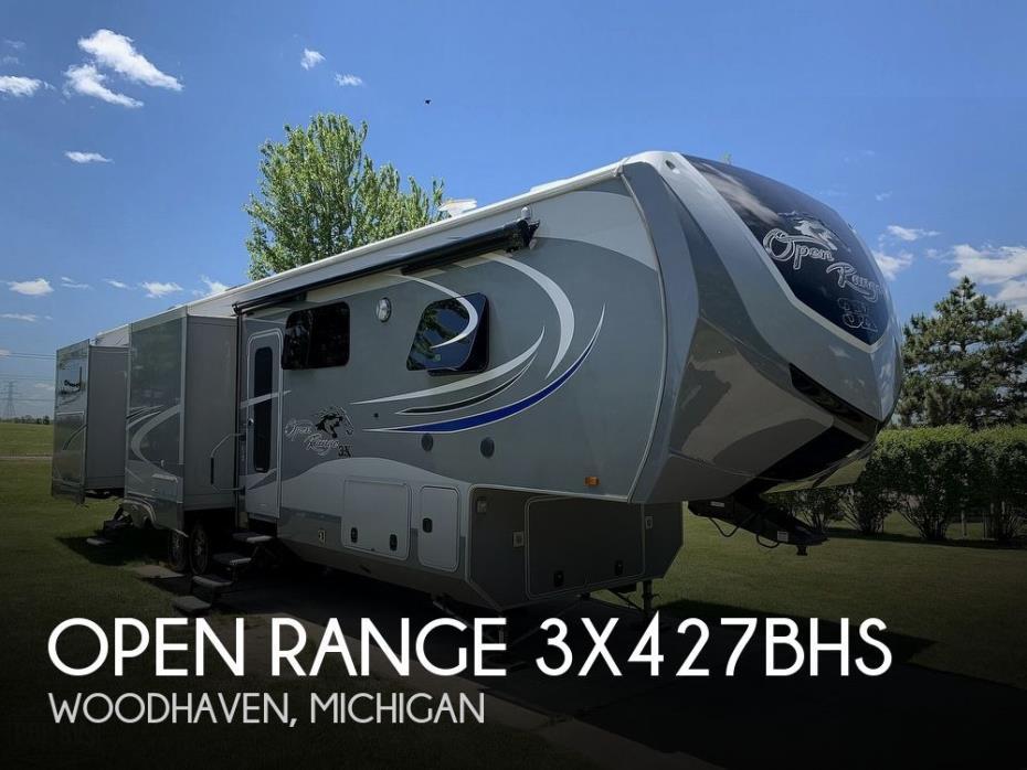 2016 Highland Ridge Open Range 3X427BHS