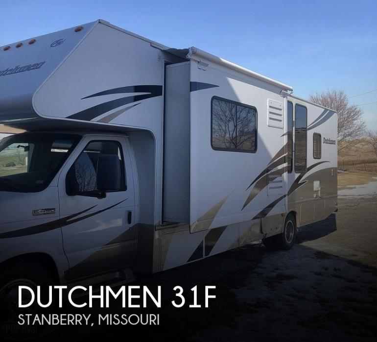 2008 Four Winds Dutchmen 31F